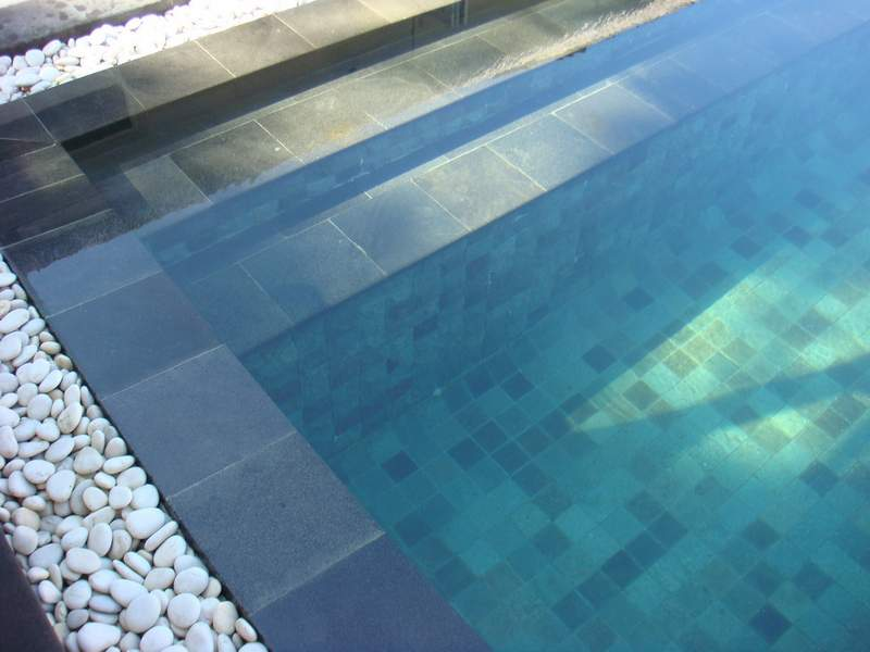 Green Stone Tile | Choosing the Best Tile for your Swimming Pool